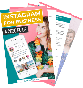 Instagram for Business guide 2020