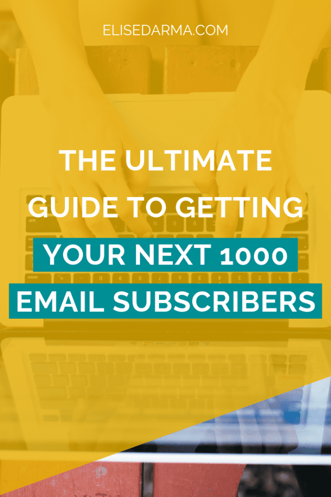 email+subscribers+list+elise+darma