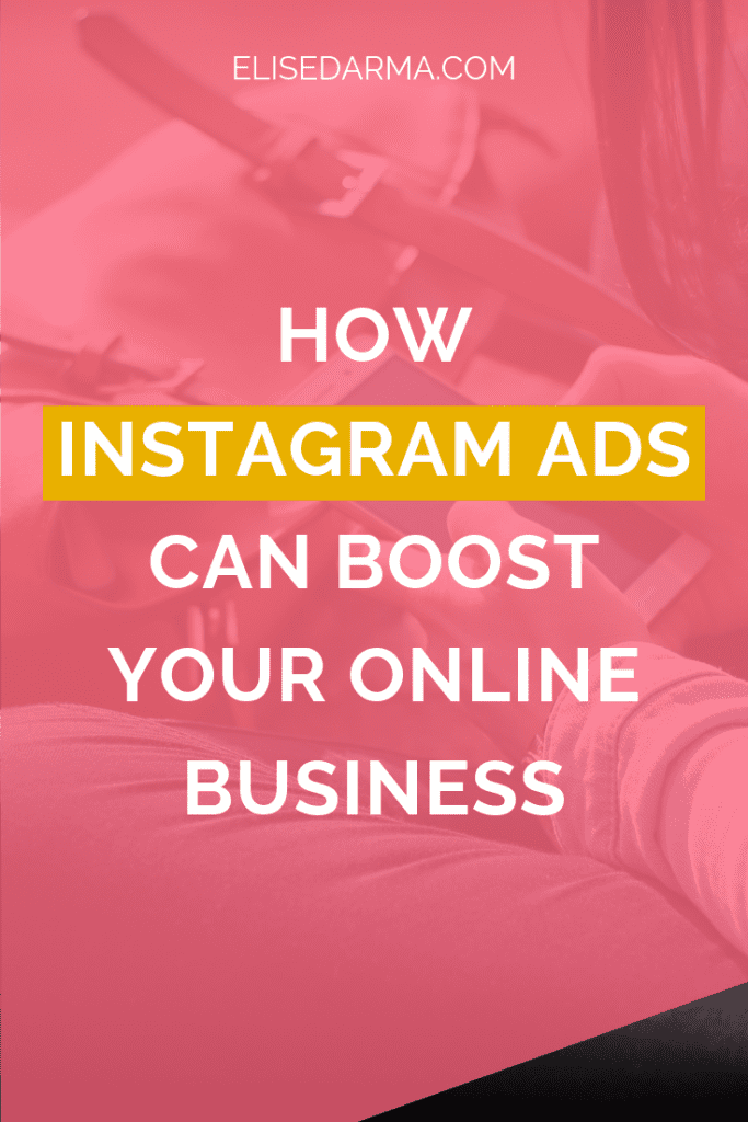 how instagram ads can boost your online business