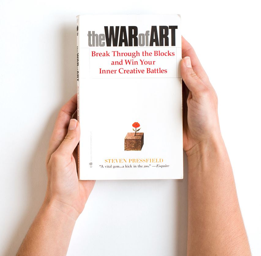 The+War+of+Art+Break+Through+the+Blocks+and+Win+Your+Inner+Creative+Battles