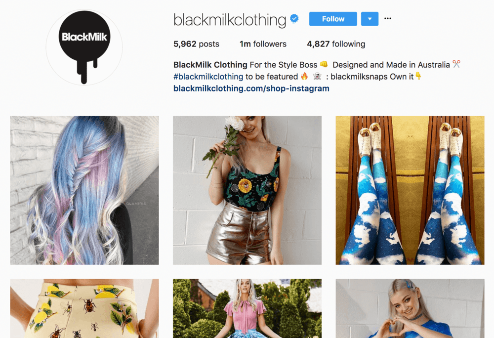 blackmilk+instagram (1)