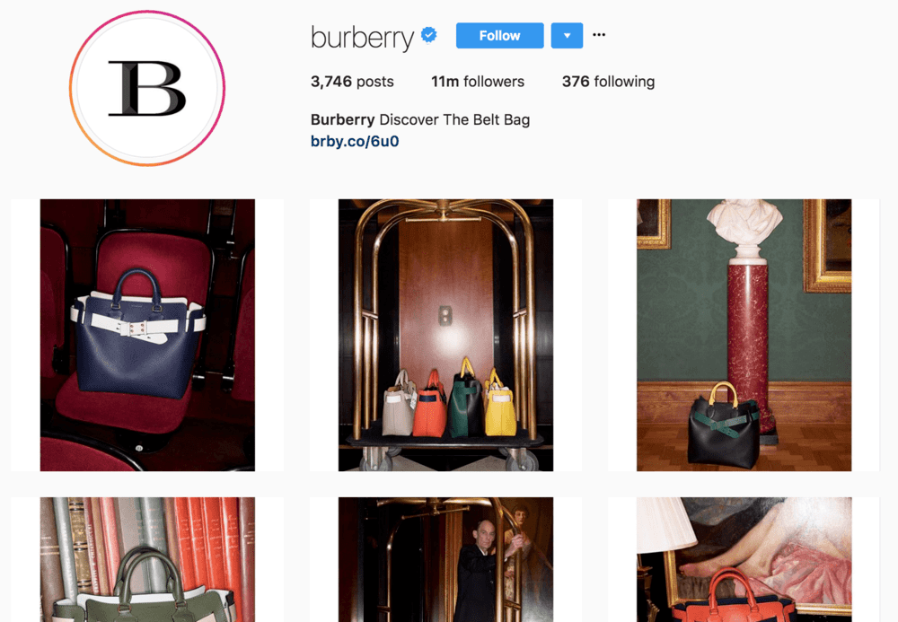 burberry+instagram (1)