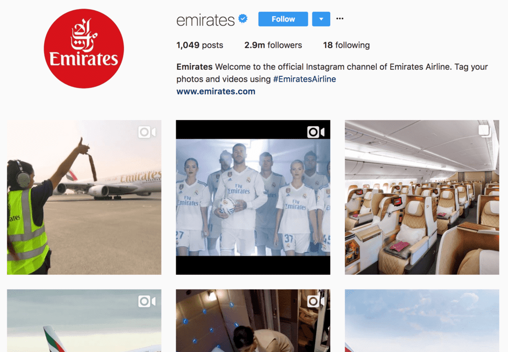emirates+instagram