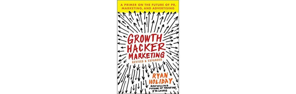 cover of growth+hacker+marketing+ryan+holiday