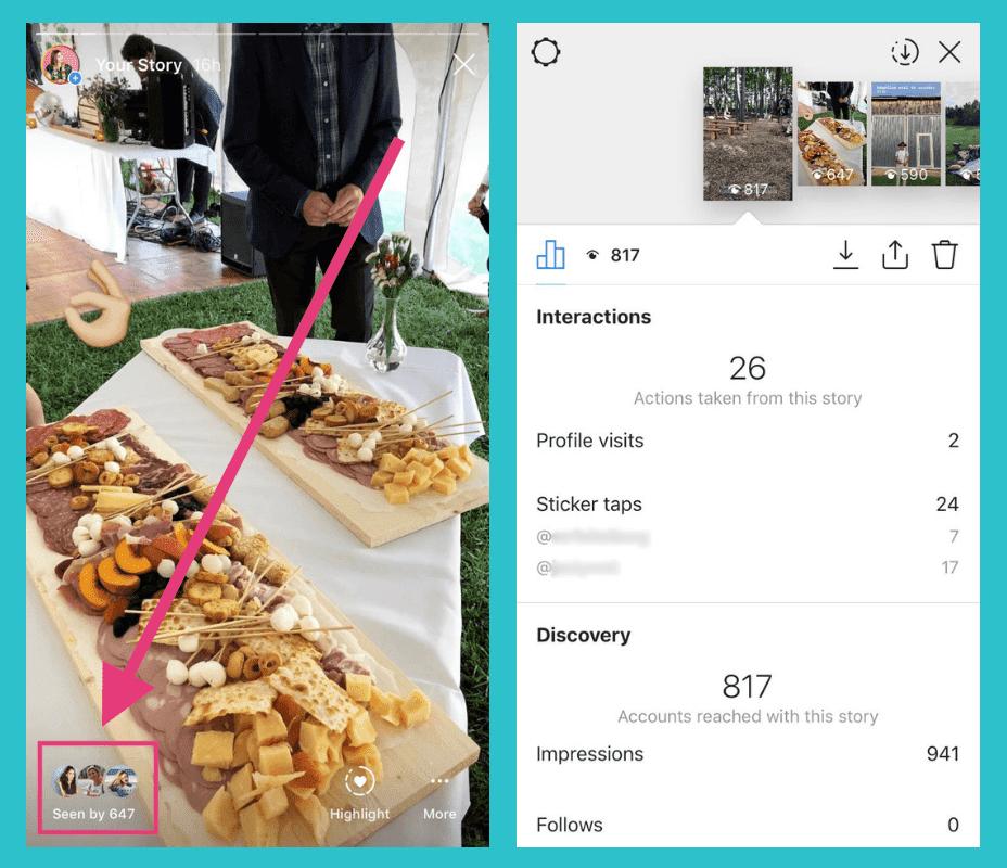 instagram+analytics+stories+insights+elise+darma+swipe+up