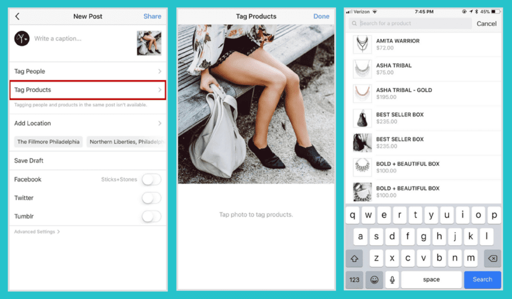 instagram+tag+products+how+to+elise+darma+shoppable