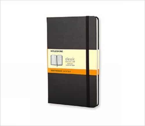 moleskine+notebook
