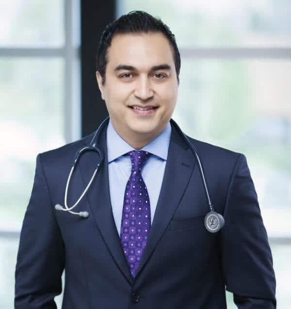 Dr. Amir Rouzati, M.D.
