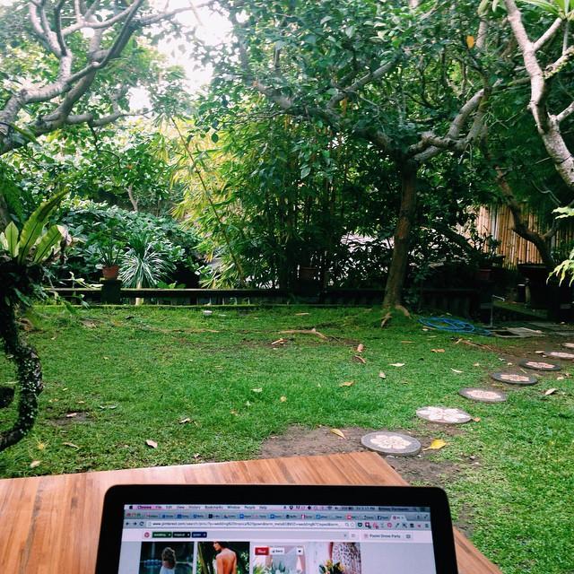 Case in point: Hubud in Ubud, Bali.