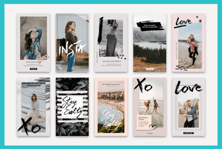 how to use canva for instagram
