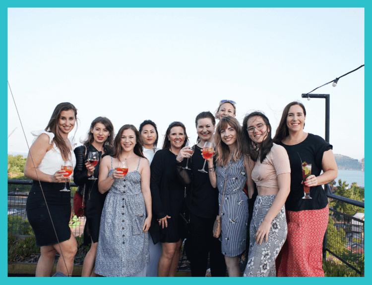elise darma marketing retreat lisbon