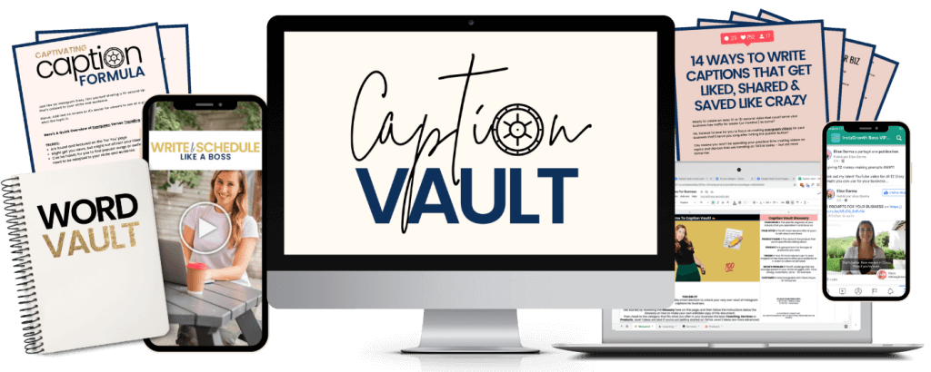 Caption Vault